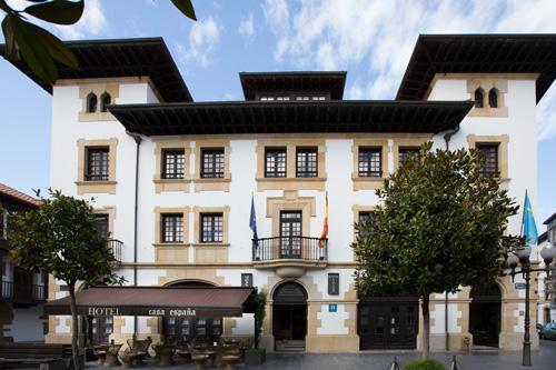 Hotel casa espana pagina web oficial alojamiento en villaviciosa asturias barato hotel en vil - Casa de asturias madrid ...